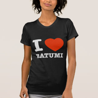 I Love Batumi Shirt