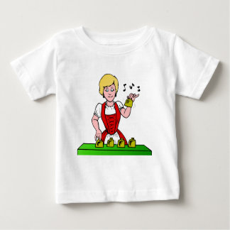 I love Bavarian bells Baby T-Shirt
