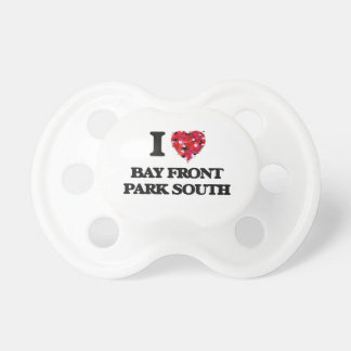 I love Bay Front Park South Florida BooginHead Pacifier