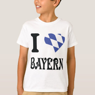 I love bayern T-Shirt