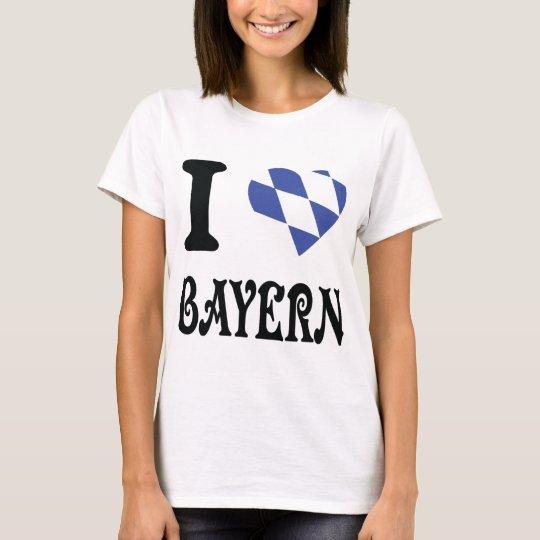 I love bayern T-Shirt