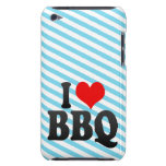 I love BBQ Barely There iPod Cover