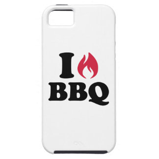 I love BBQ iPhone 5 Cases