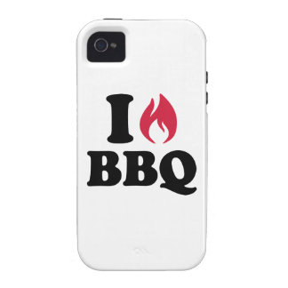 I love BBQ iPhone 4 Covers
