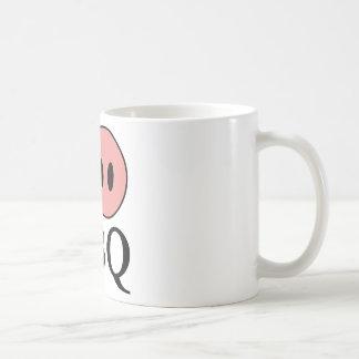 I Love BBQ Coffee Mug