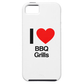 i love bbq grills iPhone 5 cases