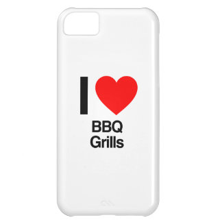 i love bbq grills case for iPhone 5C