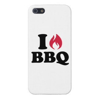 I love BBQ Cases For iPhone 5