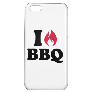 I love BBQ Cover For iPhone 5C