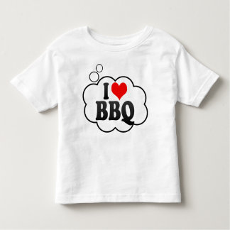 I love BBQ Toddler T-shirt