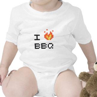 I love bbq baby creeper