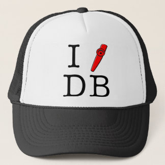 I Love BD Trucker Hat