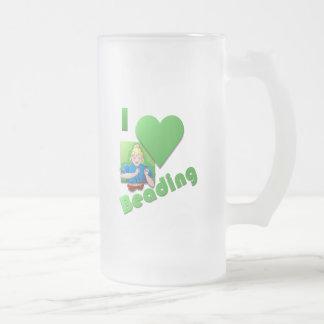 I Love Beading Mug