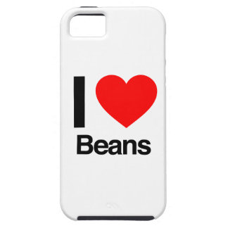 i love beans iPhone 5 case