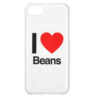 i love beans iPhone 5C covers