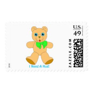 I Love Bear Hugs! Postage