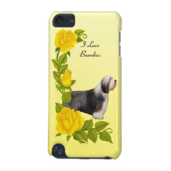 Case-Mate Barely There 5th Generation iPod Touch Case with Collie Phone Cases design