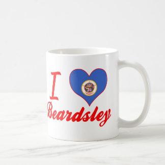 I Love Beardsley, Minnesota Coffee Mug
