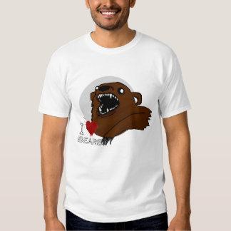 I Love Bears T-Shirt