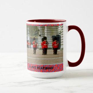 I love bearskins mug
