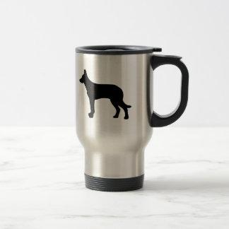 I Love Beaucerons Travel Mug