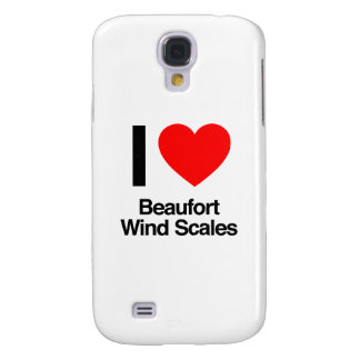 i love beaufort wind scales samsung galaxy s4 cases