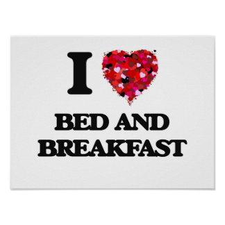 Bed And Breakfast Posters Zazzle