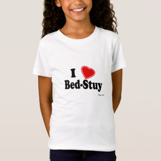 I Love Bed-Stuy T-Shirt
