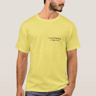 I love bee keeping in New York T-Shirt