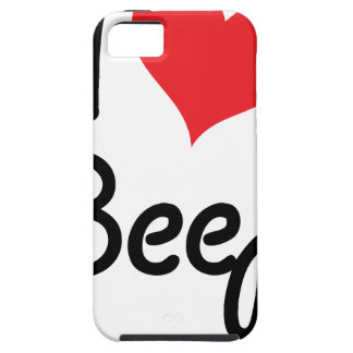 I Love Beef iPhone SE/5/5s Case