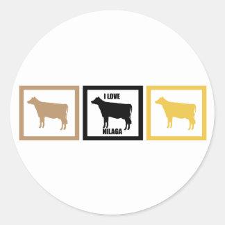 I Love Beef Nilaga Stickers
