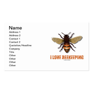 600 beekeeping business cards and beekeeping business