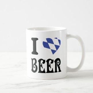 I love beer coffee mug