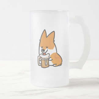 I Love Beer Corgi Mug | CorgiThings