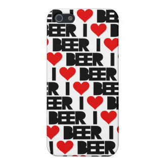 i Love Beer Cover For iPhone SE/5/5s