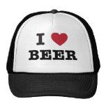 i love Beer Hat