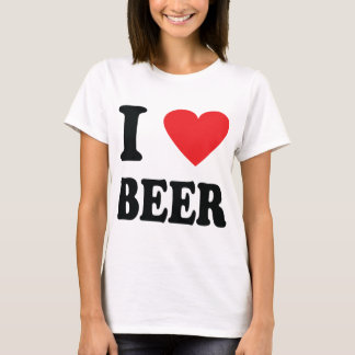 I love beer icon T-Shirt