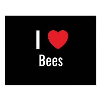 I love Bees Post Cards