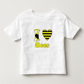 I love Bees Toddler T-shirt