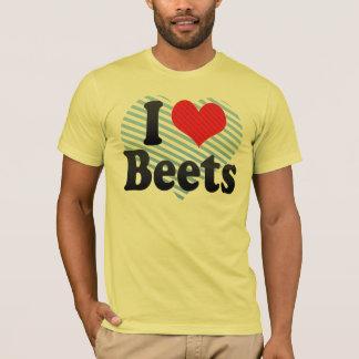 I Love Beets T-Shirt