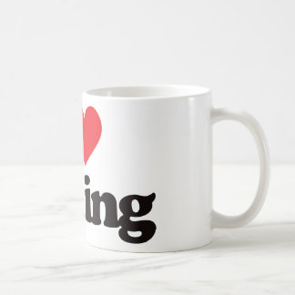 I Love Beijing Coffee Mug