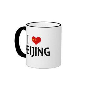 I love Beijing Ringer Mug