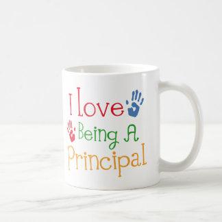 I Love Being A Principal Mug
