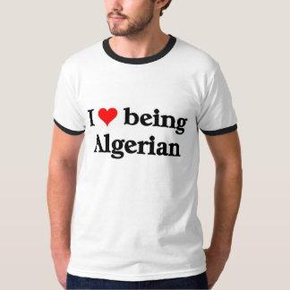 I love being Algerian Tee Shirt