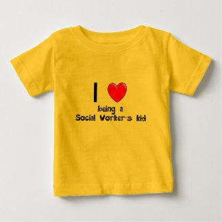 I love being an Social Worker's Kid T-Shirt