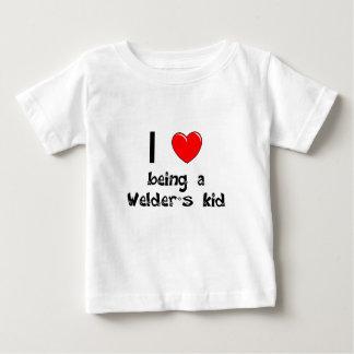 I love being an Welder's Kid T-Shirt