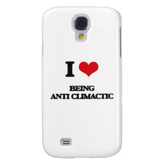 I love Being Anti-Climactic Galaxy S4 Cover