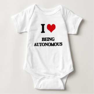 I Love Being Autonomous Shirt