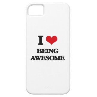 I love Being Awesome iPhone 5 Cover