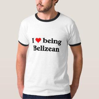 i love being Belizean T-Shirt